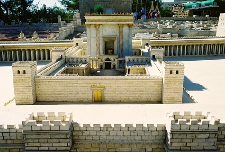 Proof of Prophecy: The First Temple