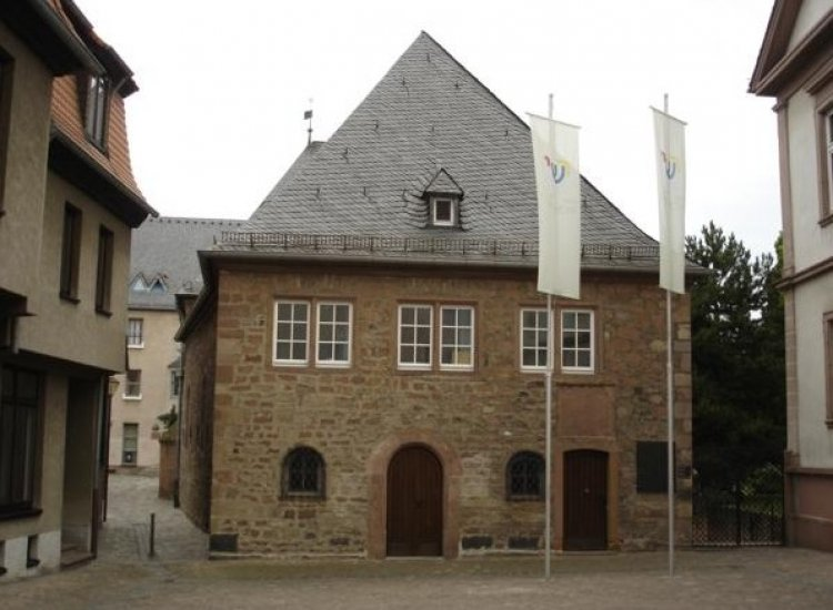Exterior of Rashi's Synagogue, Worms, Germany (Wikipedia)