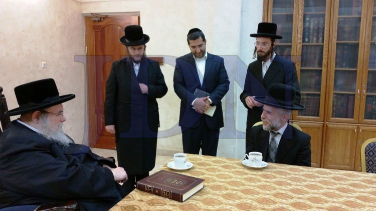 The Rebbe Decided: Full Speed Ahead to Establish Hidabroot USA