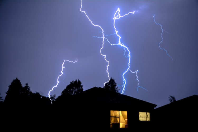 Watch: Lightning Like You've Never Seen Before