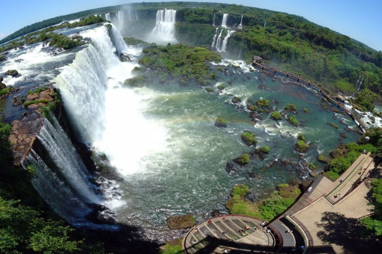 Watch: Wonders of Creation - Iguazu Falls, Brazil