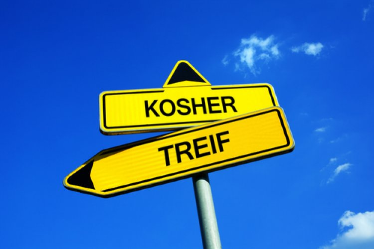 Keeping Kosher - In Word and In Image