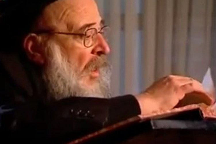 How Rabbi Israel Leichter Forgave a Man Who Caused His Worst Tragedy