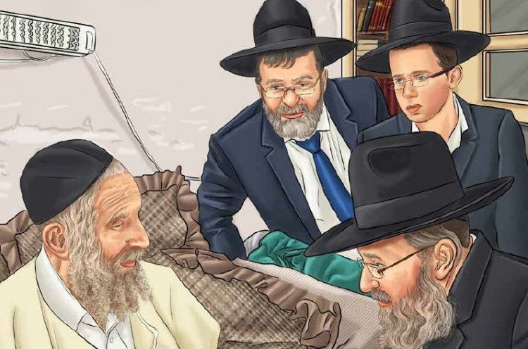 Rabbi Shteinman For Children: Will there be a need for an operation?