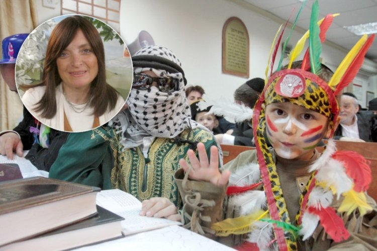 Purim-How it Used to Be in my Father's Home