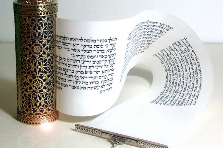 Why is the Megillah Called 'The Book of Esther'?
