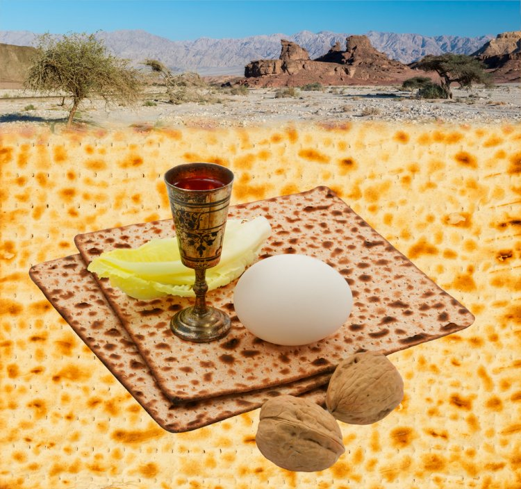 Seder Night: The Journey to Freedom