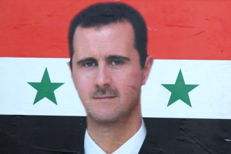 Assad is Hiding From US Threat