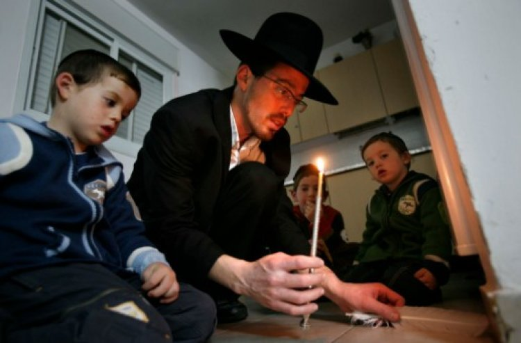 Checking For Chametz: Laws and Blessings