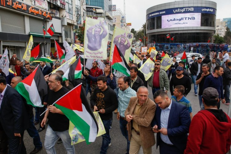 Day of Rage in Arab Towns: Many Protests in Yesha and East Jerusalem