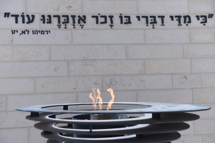 An Emotional Memorial for Fallen IDF Soldiers Will be Inaugurated Today.