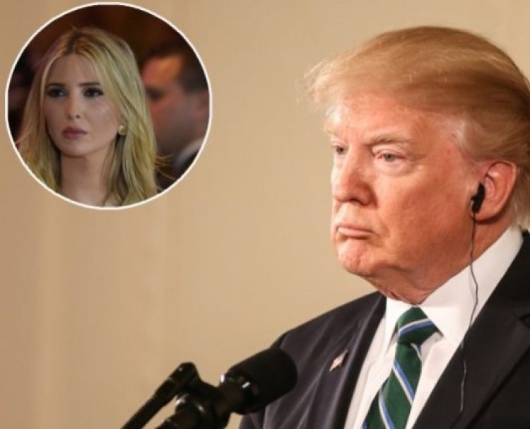 "Ivanka: ""My Father Asked Me to Pray For Him During the Elections"""