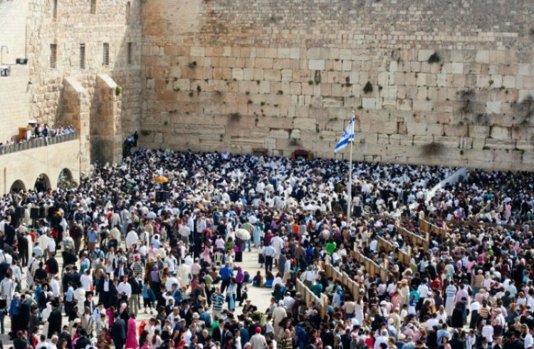 Israel's Youth Are More Religious in This Generation