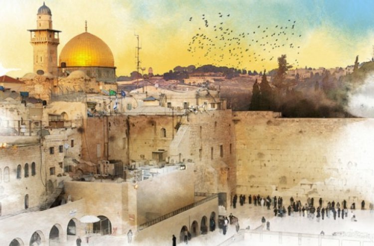 Jew Detector: Jerusalem The Holy City
