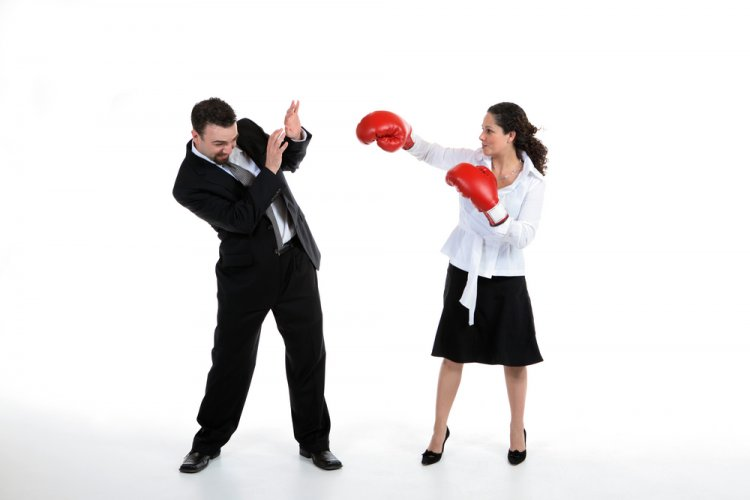 How Can I Stop Fighting with My Spouse?