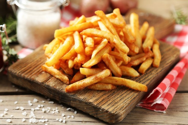 Are French Fries a Life Endangering Food?