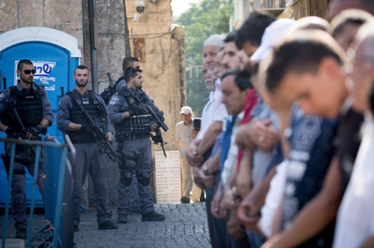 Temple Mount Tensions Continue to Rise