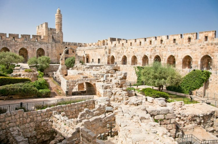 Ruins from First Temple Destruction Found in City of David