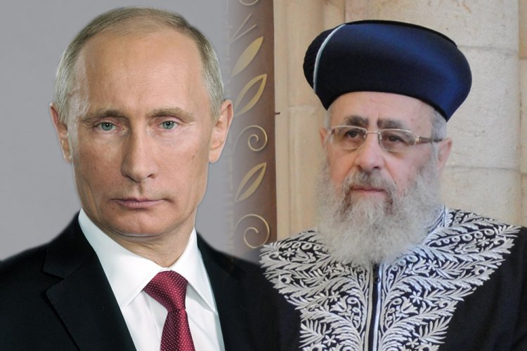 "Putin: ""I Know the Secret of Jewish Survival"""