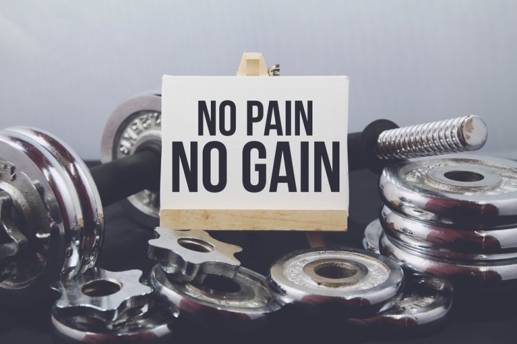 Torah; No Pain, No Gain- Ekev