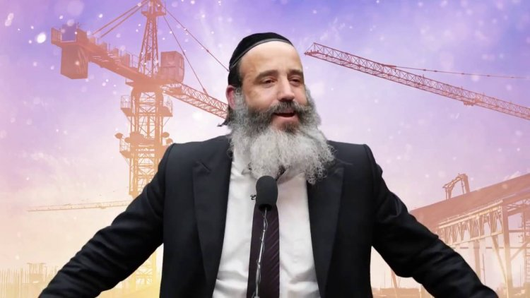 Rabbi Yitzchak Fanger: Body vs. Soul & the Purpose of Life