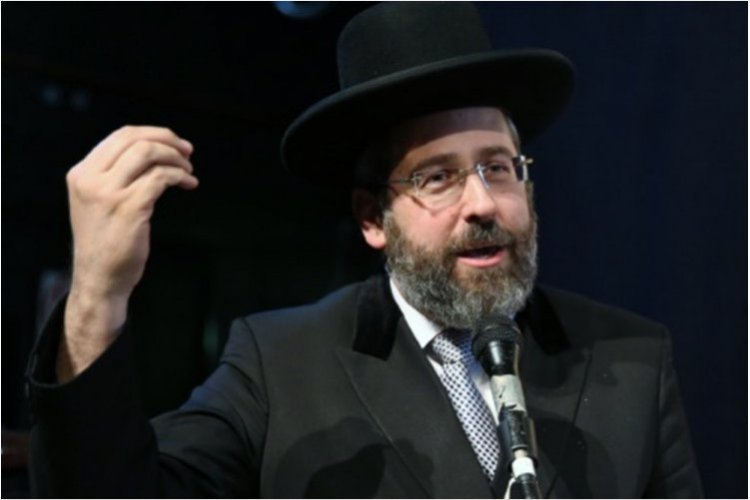 "Chief Rabbi David Lau: ""Israeli Supreme Court Encourages Kashrut Fraud"""