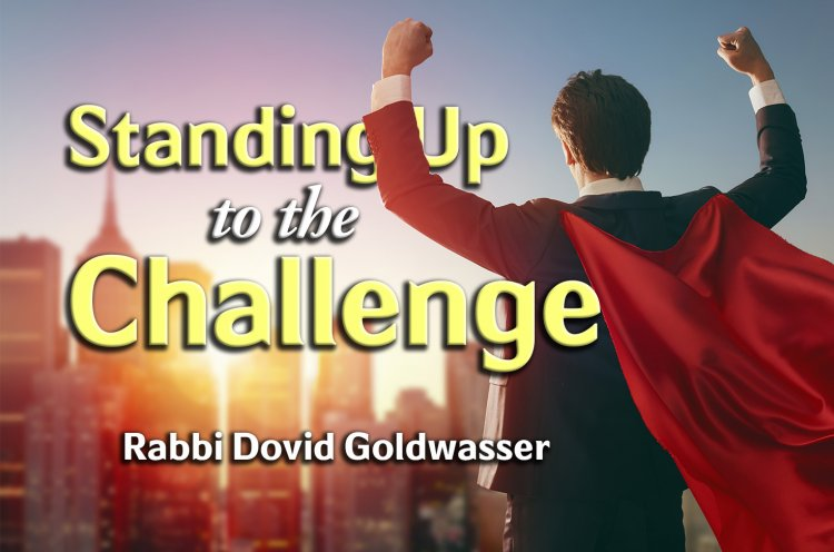 Standing Up to the Challenge