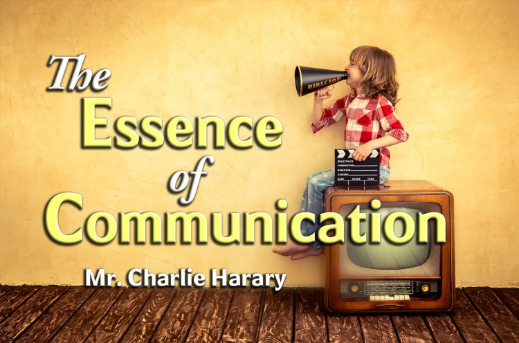 The Essence of Communication