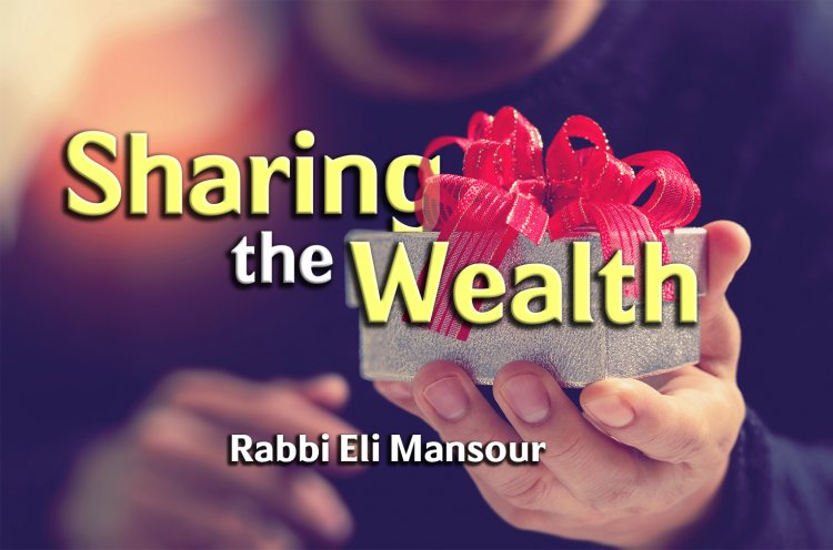 Sharing the Wealth with Others