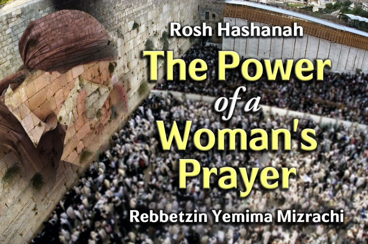 The Power of a Woman's Prayer