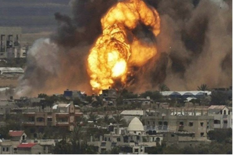"""Iran is Now Destroying Gaza after Destroying Syria, Lebanon, Sudan and Yemen"