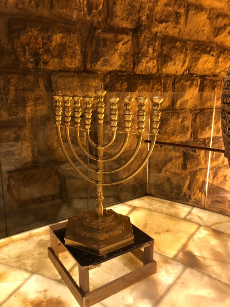 Western Wall Facts