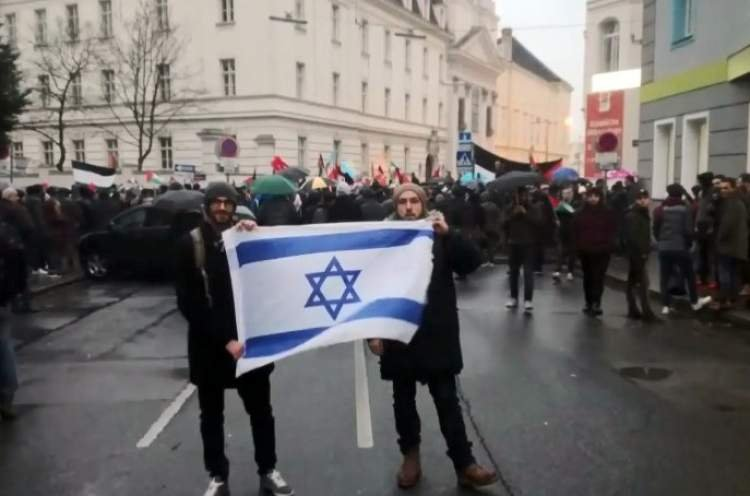 In Austria: Freedom of Speech for Anti-Semites not for Jews