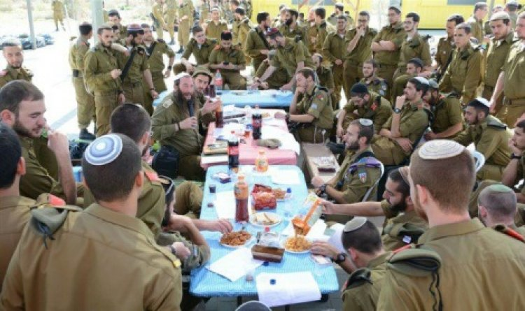 "Chief Rabbi to IDF Chief of Staff: ""Bring Torah Classes Back to Army Training Bases"""