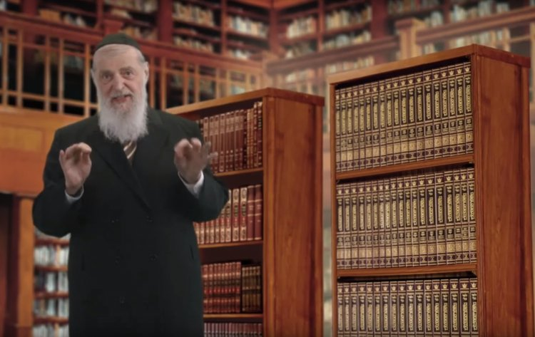 The Man Behind ArtScroll - Architect Of A Revolution - Rabbi Meir Zlotowitz
