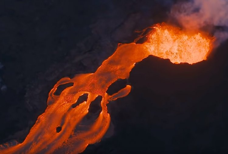 Watch: Hawaii Volcano Eruption Update - Monday June 11 2018