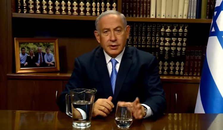 Watch: Netanyahu Offers Solutions to Iran for Water Crisis