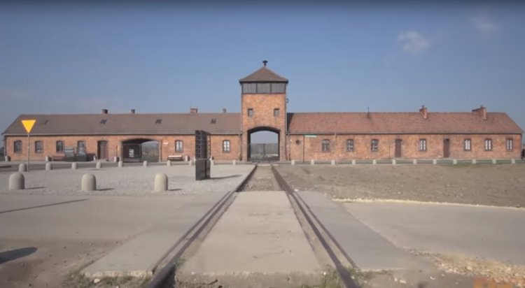 Drone Footage of Auschwitz Captures the Horrors of Nazi Germany