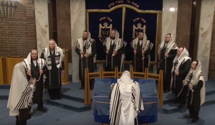 Keil Udoin – A Capella Style: By the Zimra Choir & Yosef Weberman