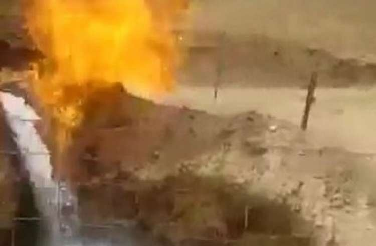 Iranians Find Fire & Water after Desperate Search for Drinking Water