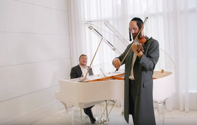 'A Second Chance' - By Rabbi Yoel Gold featuring Baruch Levine & Shimi Weitzhandler