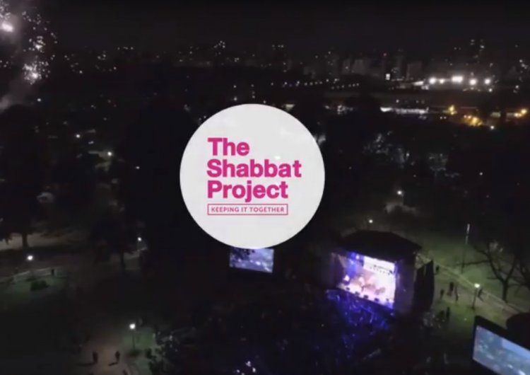 Watch: The Shabbat Project 2018 – Bringing Us Back Together