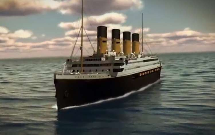 Watch: The Return of the Titanic