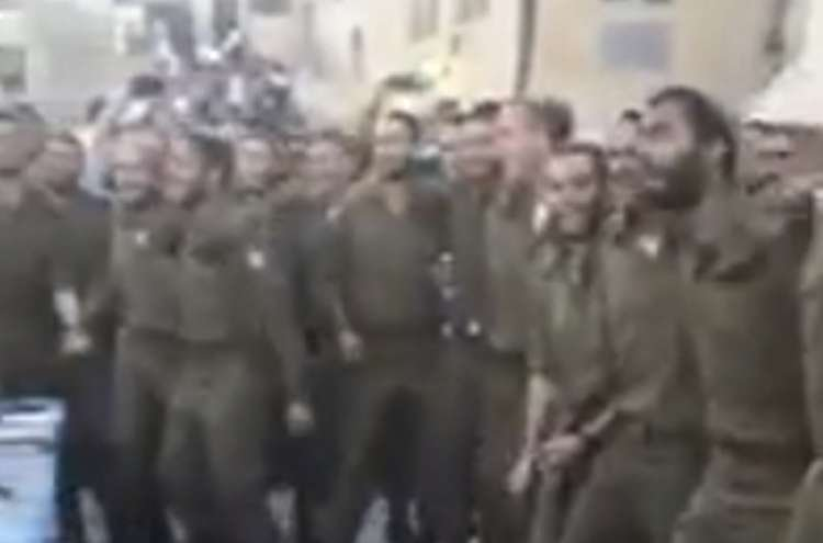 These are the Soldiers who were on the Bus Hamas Blew Up