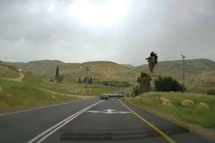 Five Brothers Miraculously Avoid Terrible Accident - Watch
