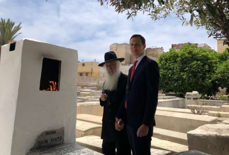 Jared Kushner's Dream Comes True – Prayers at a Holy Grave in Casablanca