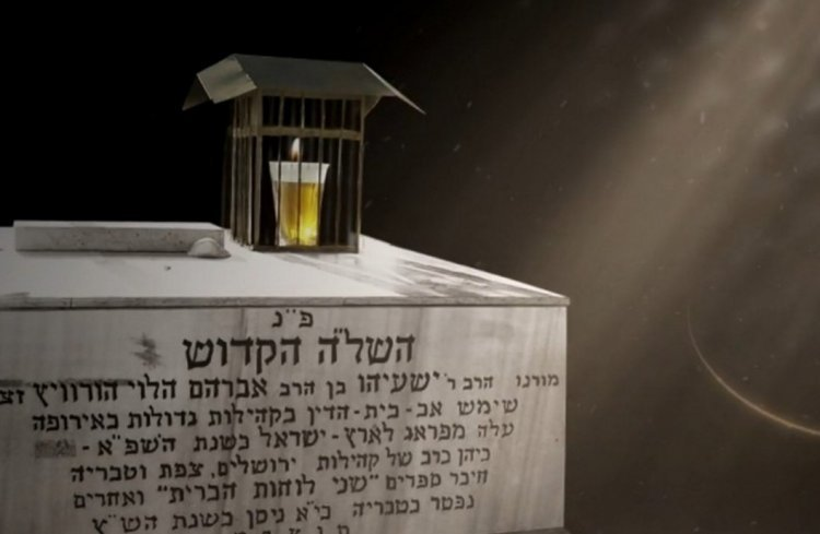 Prayer of the Shelah Hakadosh on Erev Rosh Chodesh Sivan