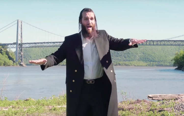Beri Weber's New Release: Gesher Tzar - Music Video