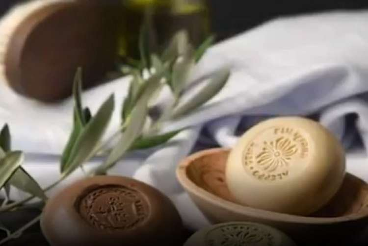 See How Olive Oil Soap is Made