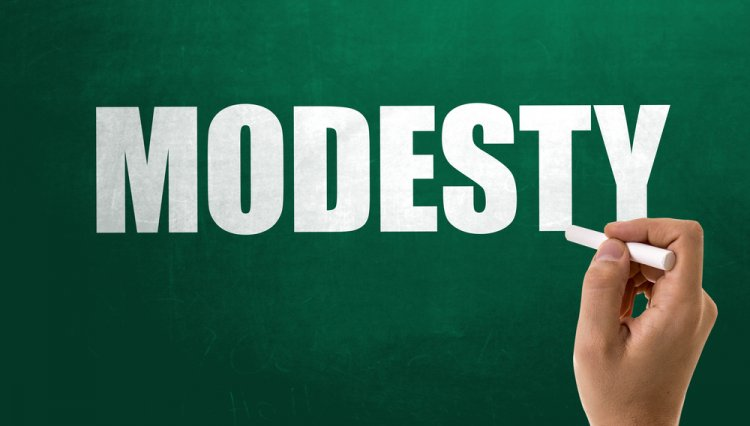 What is the True Meaning of Modesty? Watch